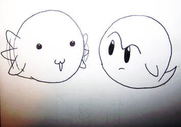 Boo Yayz by Kojishi-Naru