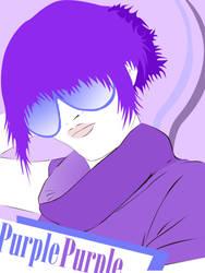 Pruple Purple by Vio91