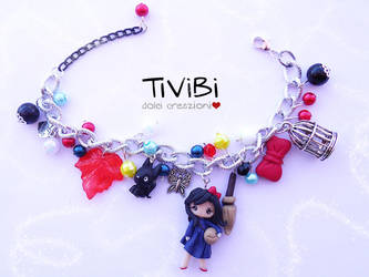 Kiki's bracelet by tivibi
