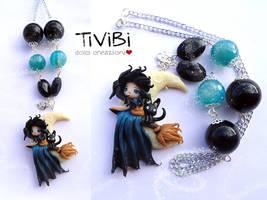 Dark Kiki - Halloween version by tivibi
