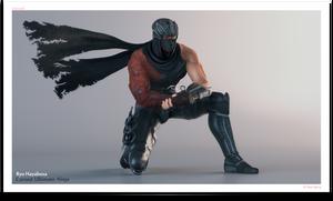 `~ Ryu : Cursed Ultimate Ninja ~` by VeiradA
