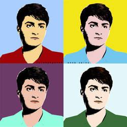 Daniel Radcliffe by Anakpatok
