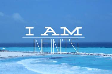 I am infinite by Anakpatok