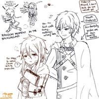 Random Fire Emblem Awakening 1 by OrangeBoxAzu