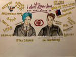 IDKHow - Colored - Inktober 20-22 by AshleyWass