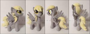 Plushie: Derpy - My Little Pony: FiM by Serenity-Sama