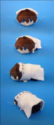Stackin Plush: Mini Seto Kaiba by Serenity-Sama