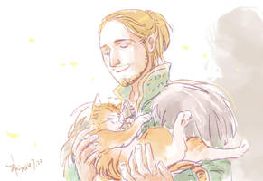 Purr purr,Anders by Cocoz42