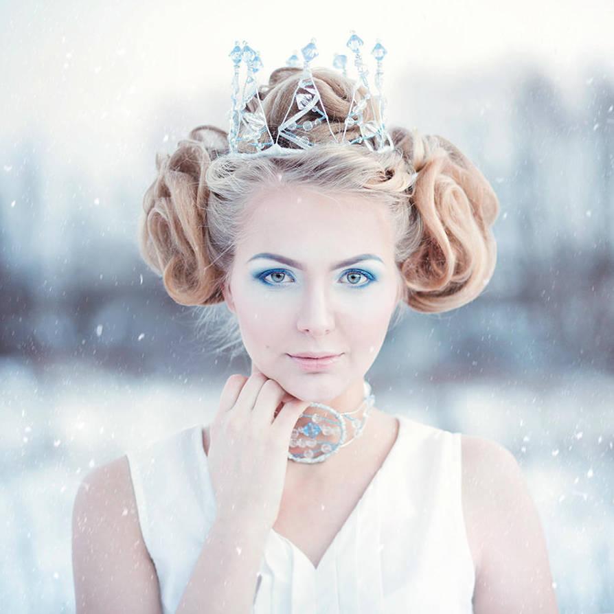 snow queen by alexandrovaarina