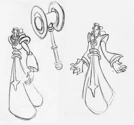 Zodiac Ultra Magnus Spirit, Sketch by Superrobofan