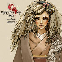 Happy New Year 2012 by xion-cc