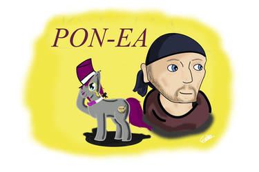 Request: Pon-Ea by ColorCoatedArt