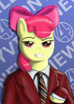 Y'all Stay Classy Ponyville by ColorCoatedArt