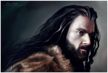 Thorin by MonicaHooda