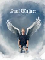 R.I.P. Paul Walker by MonicaHooda