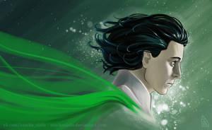 Loki... by AnnikeAndrews