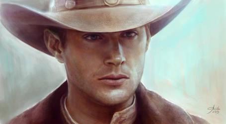 Dean Winchester by AnnikeAndrews