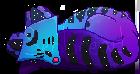 Sleepy Space Fox by SenbreadScribbles