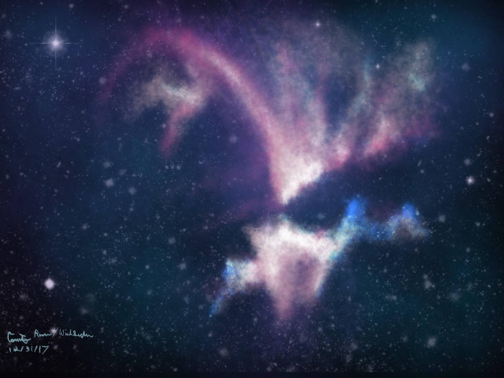 Nebula speed paint thing by WindSeeker