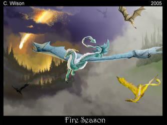 Fire Season by WindSeeker