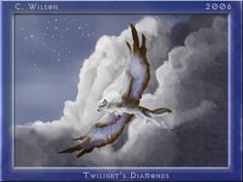 Twilight's Diamonds by WindSeeker