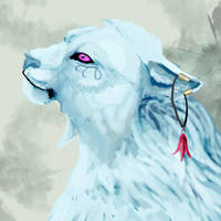 Meg - Detail by WindSeeker