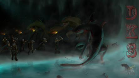 Raiding the Dagannoth Kings by DaEliminator