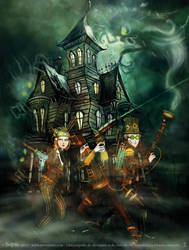 Ghost hunters by senyphine
