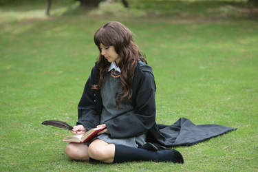 Hermione Jean Granger by Himecchin