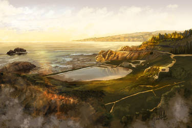 Sutro Baths by chateaugrief