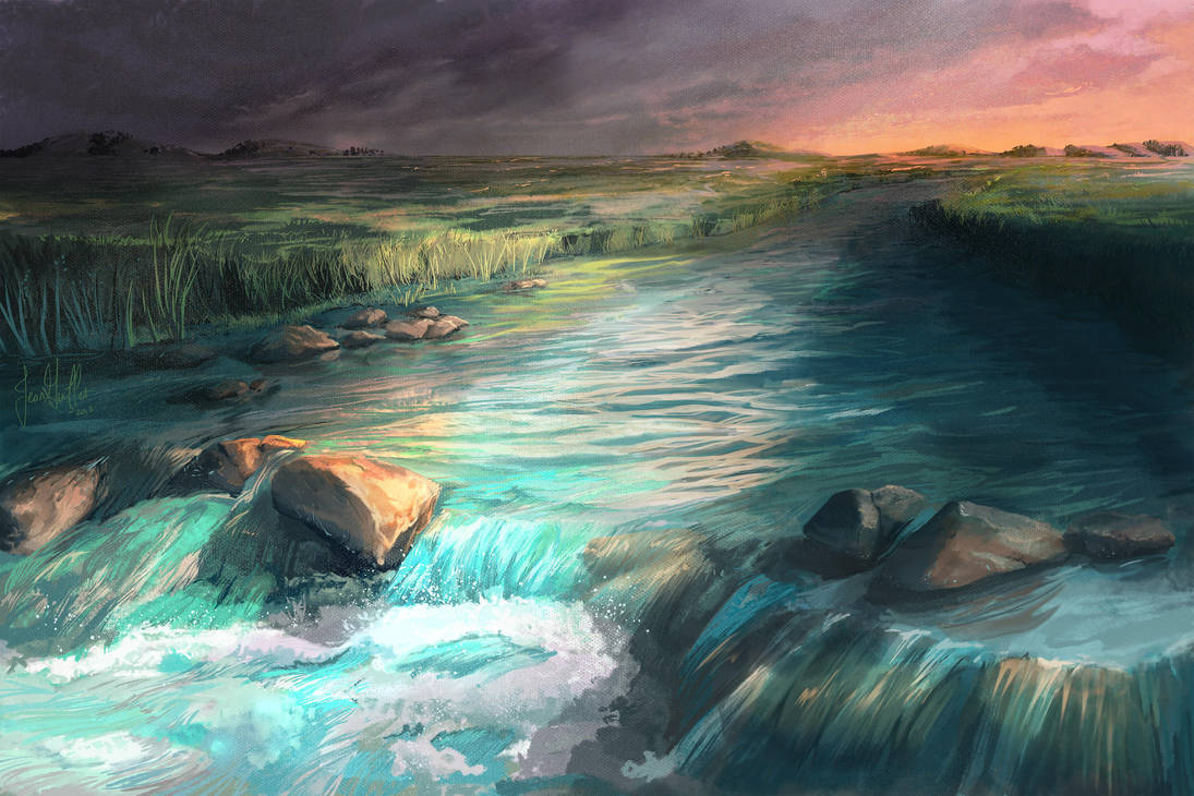 Otter Creek by chateaugrief