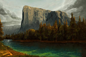 El Capitan 2 by chateaugrief