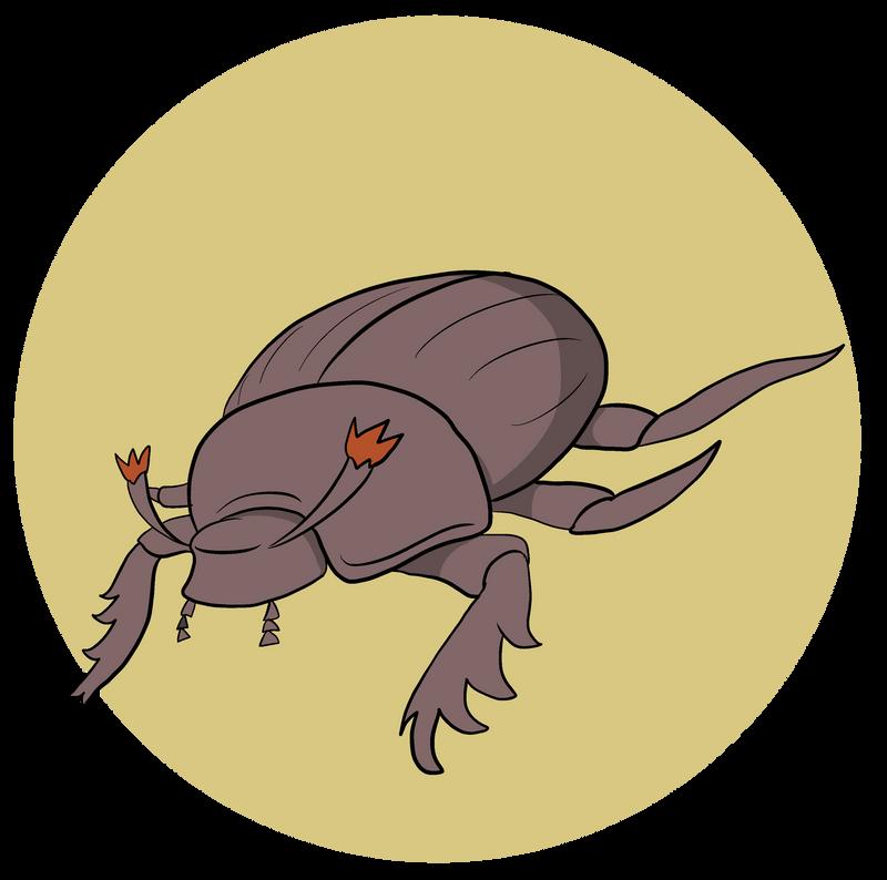 Scarab by SilverCrab