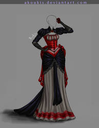 Outfit Custom 001 by AKoukis