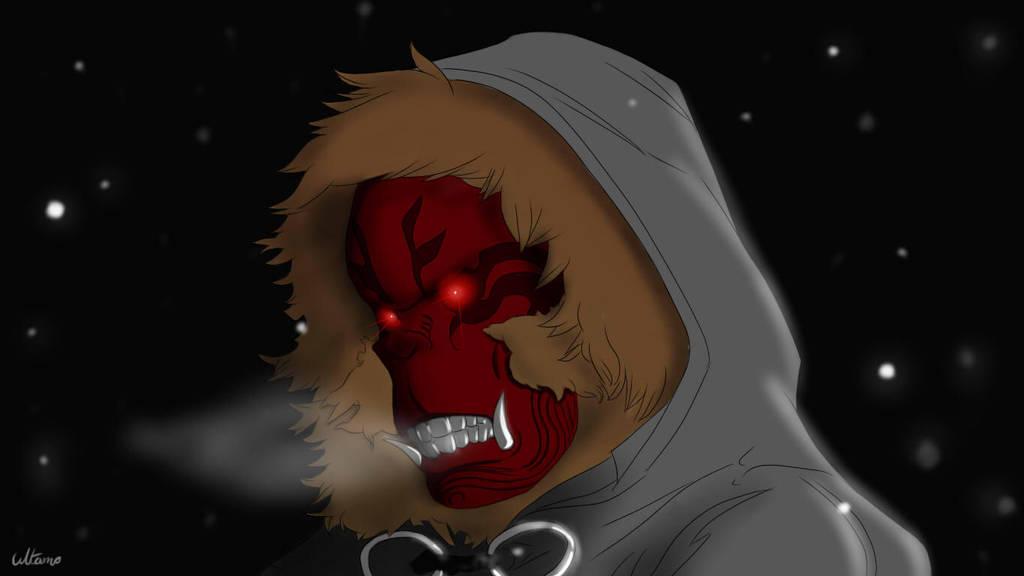 Devil Ape Enji Koma By Uruta On Deviantart