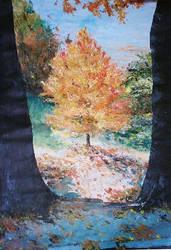 Herbstbaum by dododoris