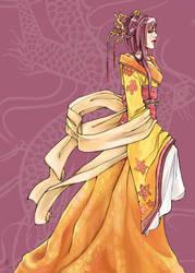 The Empress by natasmai