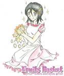 If Rukia was in Fruits Basket by natasmai