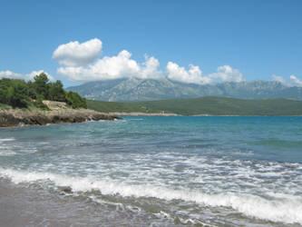 Almara beach. by devojkaizvode6