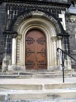 Ancient Doorway by tdreams-stock