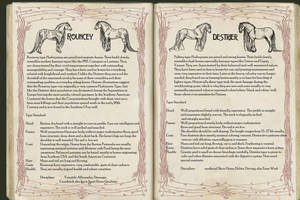 Encyclopedia Arlequina -Ch 6 Type P2 by life-d-sign