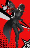 Persona 5 Joker by teasmacker