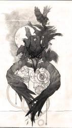 Raven by Ariru-chi