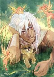 Fairies by Ariru-chi