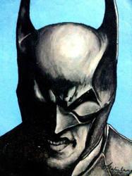 BATMAN by AtListana