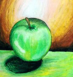G Apple by AtListana