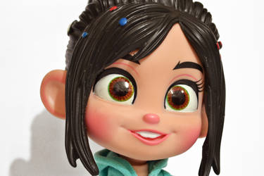 Vanellope Doll Eyes Fix picture 1 by summilly