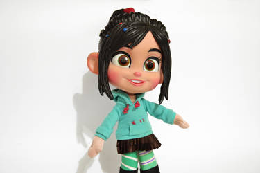 Vanellope Doll Eyes Fix picture 2 by summilly
