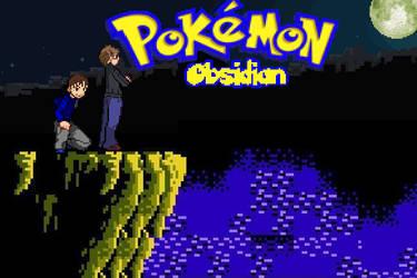 Pokemon Obsidian by necrolichmon