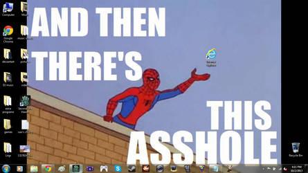 My desktop by necrolichmon